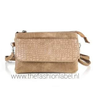 Tasje Next LVL beige | The Fashion Label