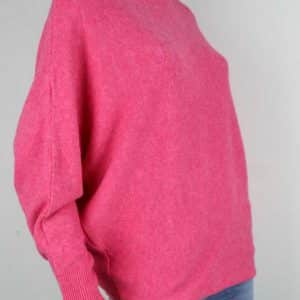 Comfy trui pink | The Fashion Label