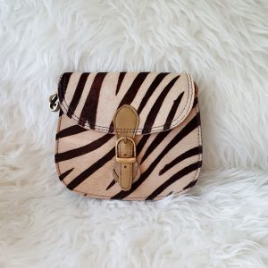 Schoudertas Zebra Print | The Fashion Label