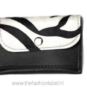Zwart Zebra | The Fashion Label