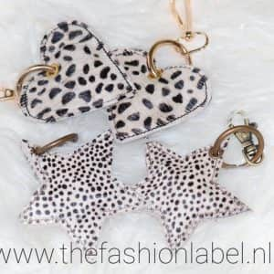 Hanger Ster Cheetah | The Fashion Label