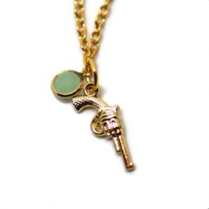 Ketting Gun Groen | The Fashion Label